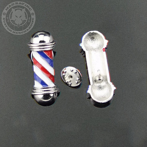 Barber Pole Pins