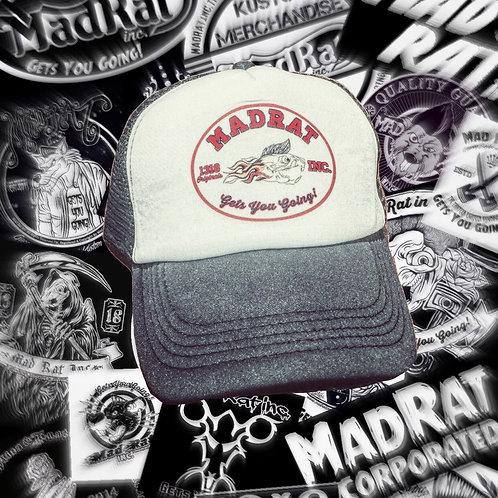 Printed Trucker Cap