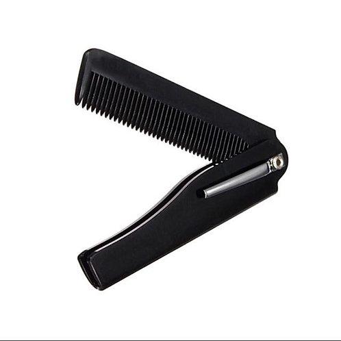 Foldable Plastic Comb