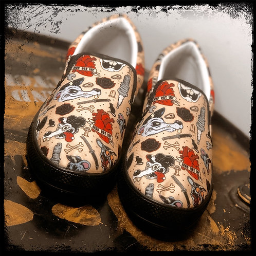 Classic Slip-on Canvas Shoes