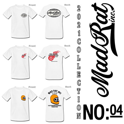 2021 Tees Collection Batch #4