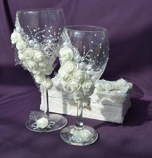 Celebration Wine Glasses