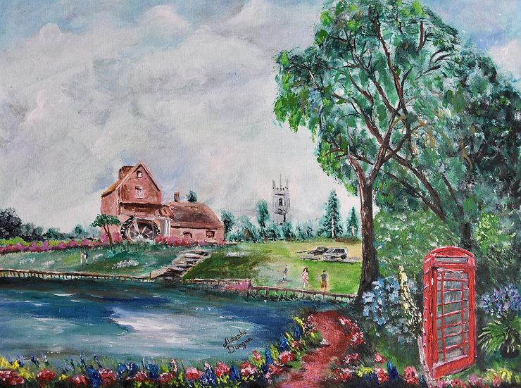 Dedham Mill 2020