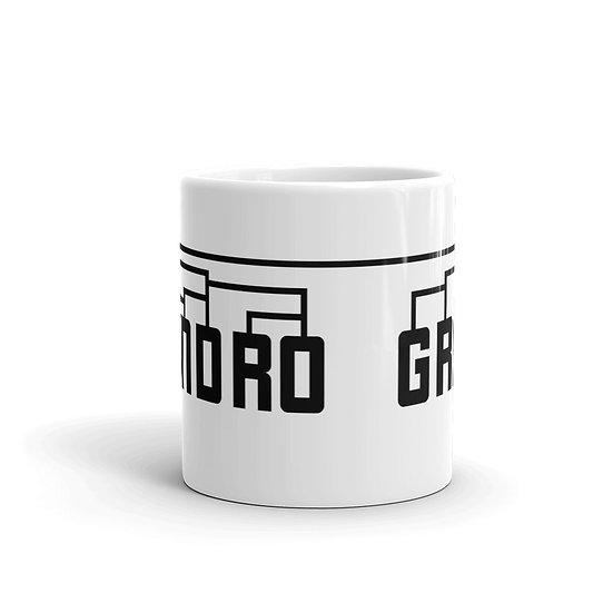 Dataviztypography - Dendrogram - Mug