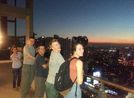 Philippines Assessment Trip – Day 1 & 2