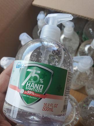 Purell Hand Sanitizer Gel