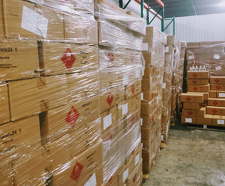Pallet Aogrand Cleace 16.9oz  Hand Sanitizer Gel- 2.016 Bottles