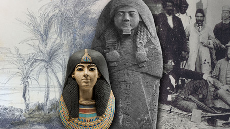 Leopold II en zijn Egyptische collectie: deel 1 - Lezing Dorian Vanhulle (23/03)