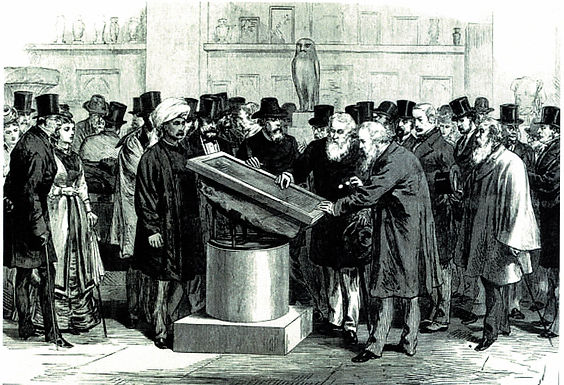 Het Second Congress of Orientalists in Londen (1874). Of: een geopolitiek perspectief op de ontwikkeling van de vroege egyptologie
