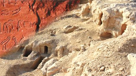 22/06 Online lezing Stan Hendrickx: De Belgische opgravingen in de rotsnecropool van Elkab