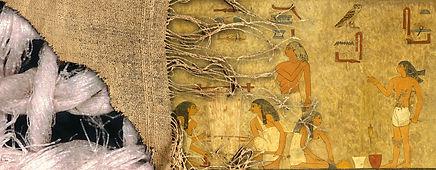 Linnen onder de loep: een nieuwe interpretatie van textielproductie in het oude Egypte