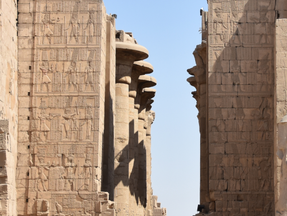 23/02 Online lezing: Epigrafie in Karnak (Dr. René Preys)