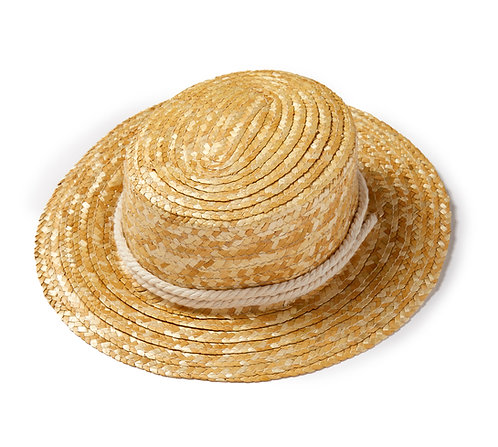 CANOTIER Straw Hat