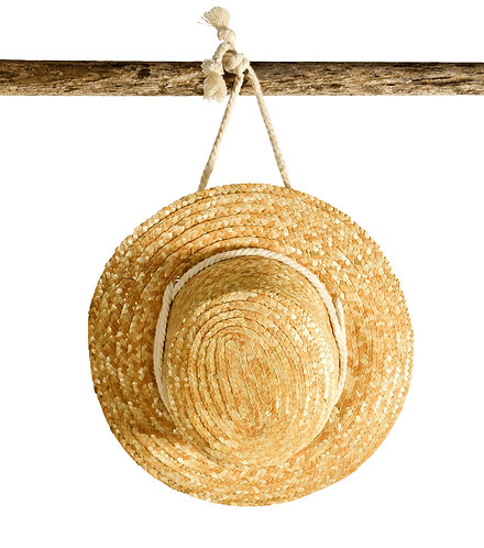 CANOTIER Hat Straw