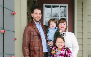 Family hopes life-changing home can do same for someone else