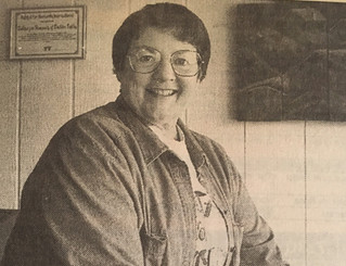 Karen Utley was a force for Flatirons Habitat from our earliest days