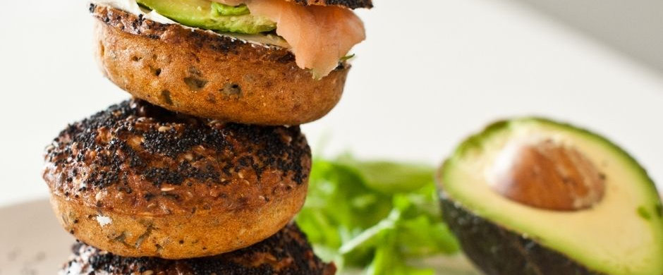 Low Carb Keto Bagels