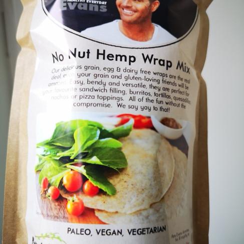 Gluten-Free Wrap Recipe Ideas
