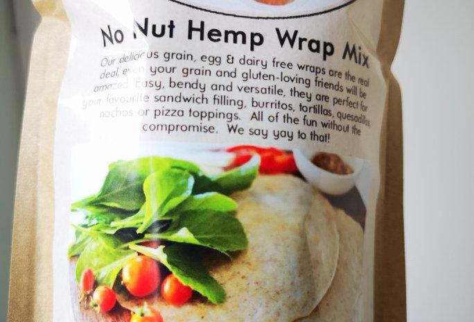 primal alternative gluten-free paleo wraps packet mix <img>