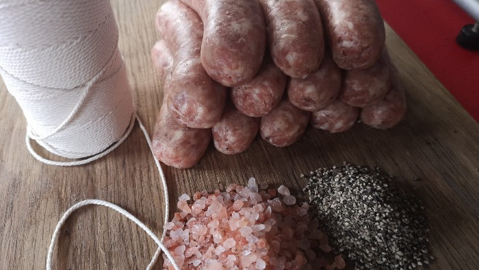 Keto Breakfast Sausage