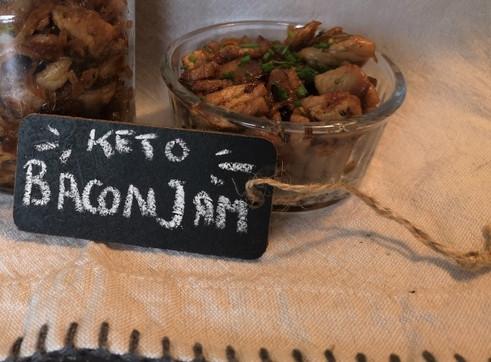 Keto Bacon Jam