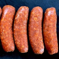 Low Carb Sausage - Hot and Spicy