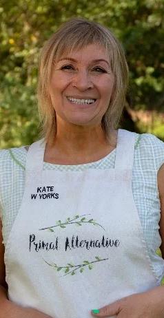 real food maker kate oliver