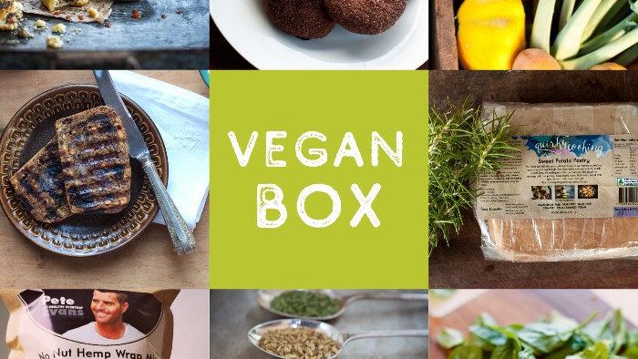 Vegan Food Box