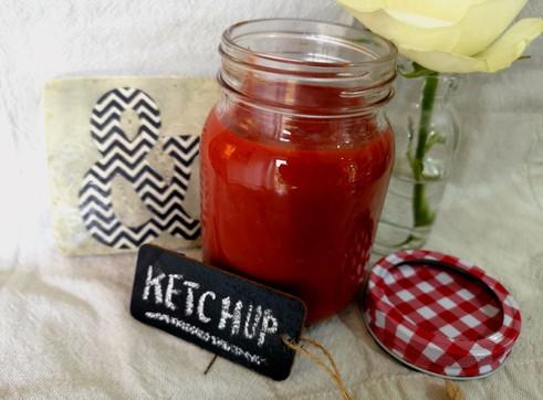 KETOchup - healthy Ketchup
