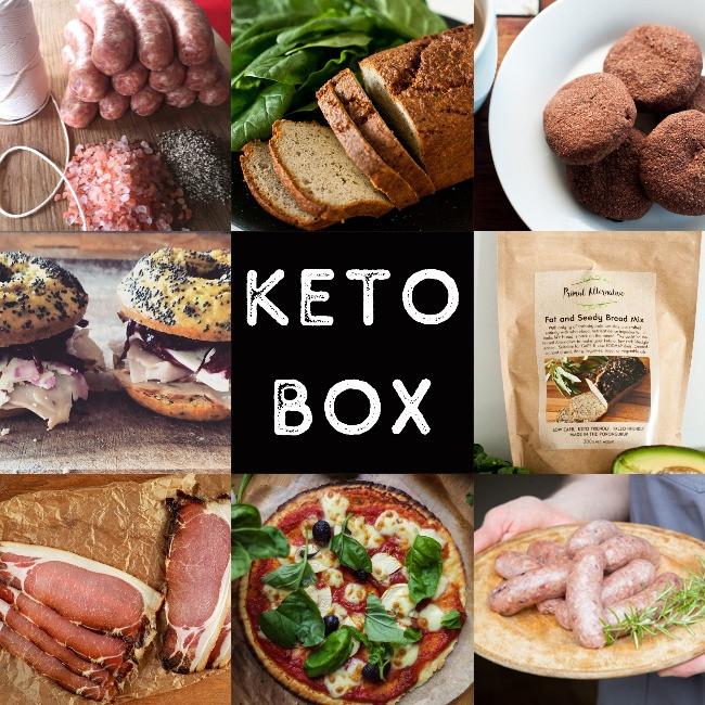 Keto Food Delivery Box