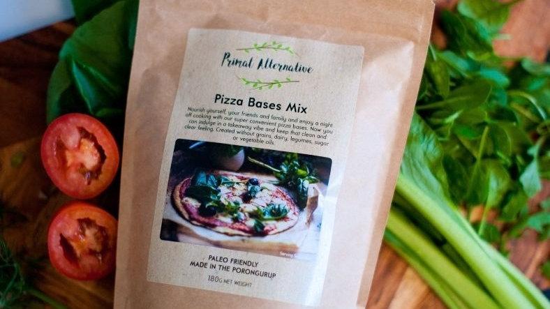 Paleo Pizza Base Mix