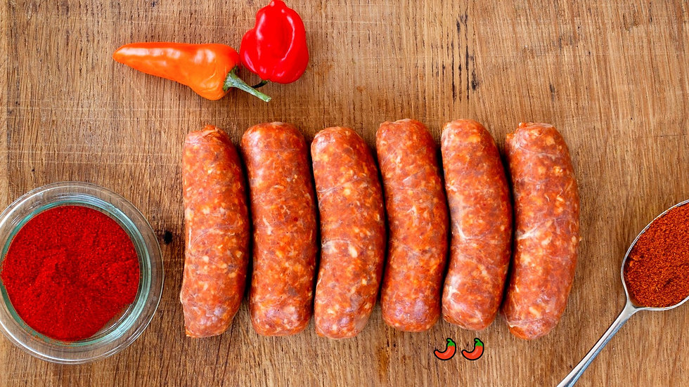 Chorizo Sausage - Mexican