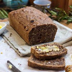 Paleo Fruit Loaf