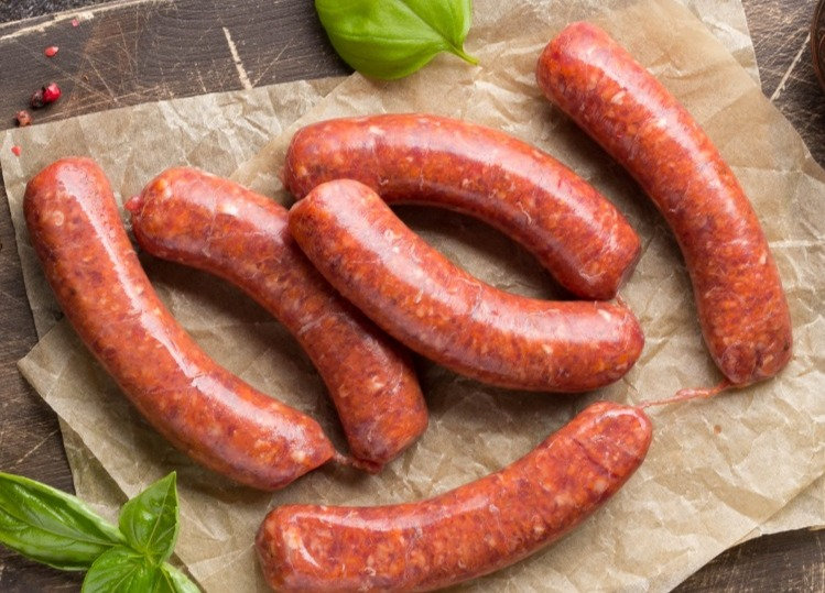 spicy sausage