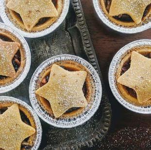 Seasonal Fruit Mince Pies!