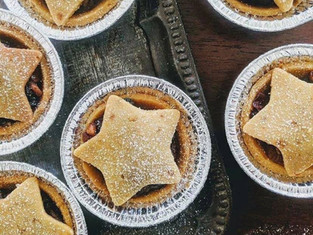 Seasonal Fruit Mince Pies!