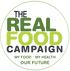 real food campaign logo