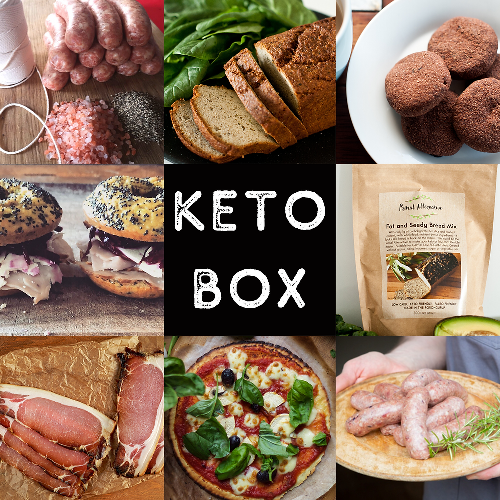 Keto Box from Primal Cut