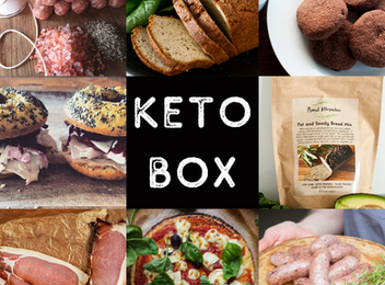Keto Food Box - Delivered For Free!