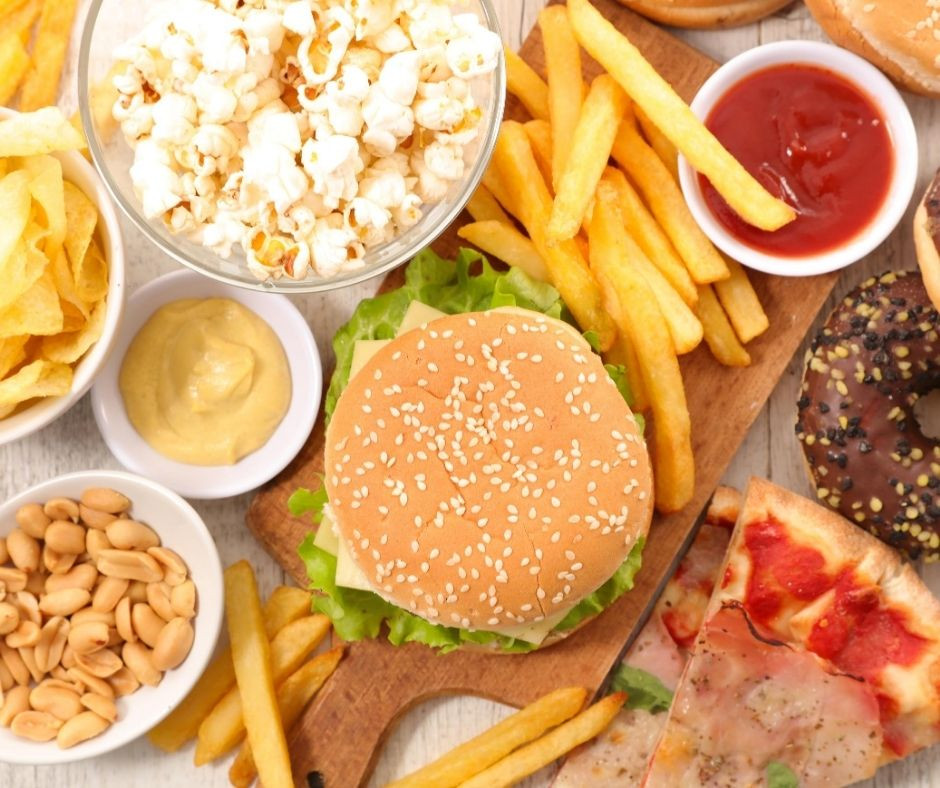 Ultra Processed Junk Food