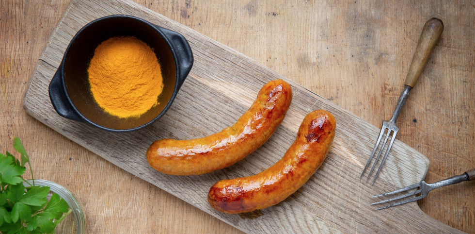 healthy sausages