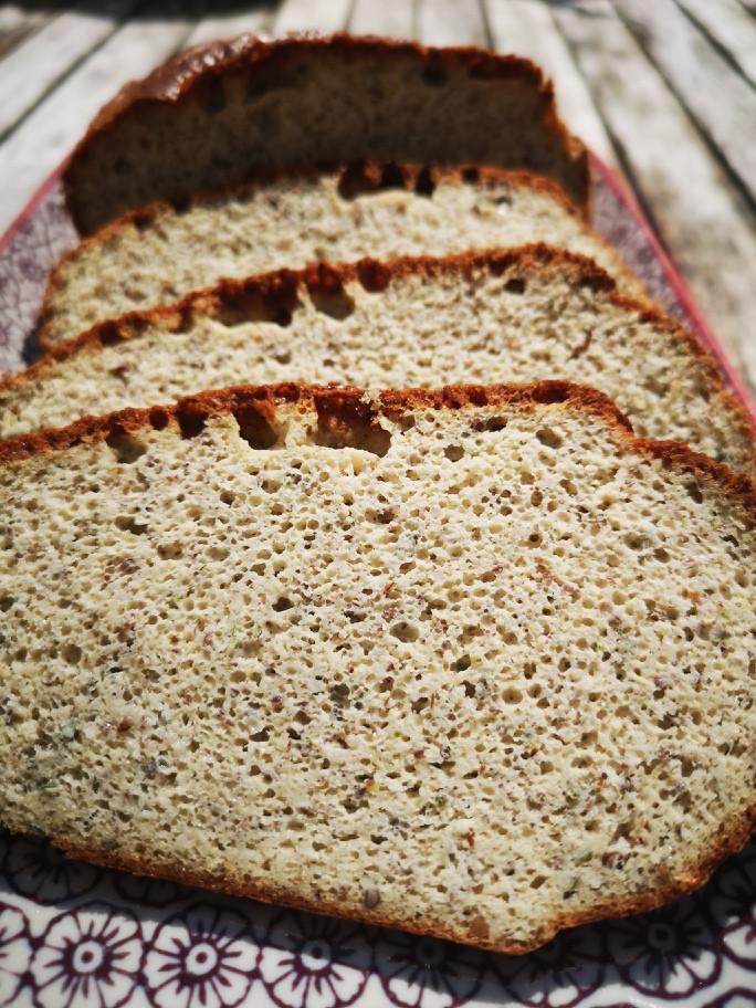 low carb - keto bread