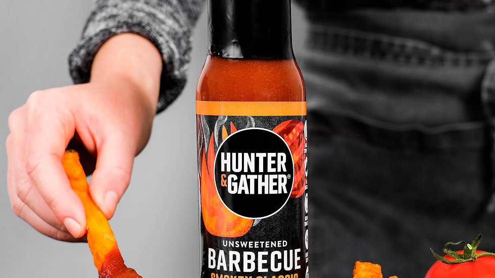 Unsweetened BBQ Sauce