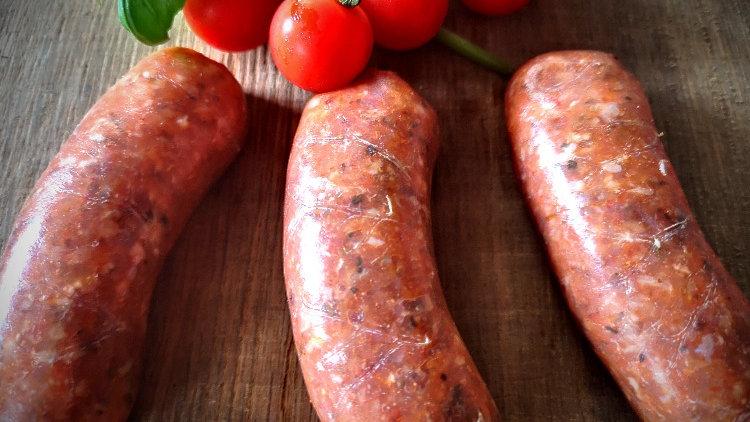 Italian Chicken Sausages Gluten Free <img>