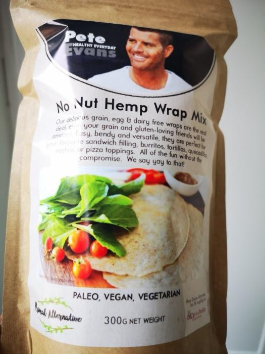 Primal Alternative No Nut Hemp Wrap Mix