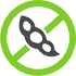soya free symbol
