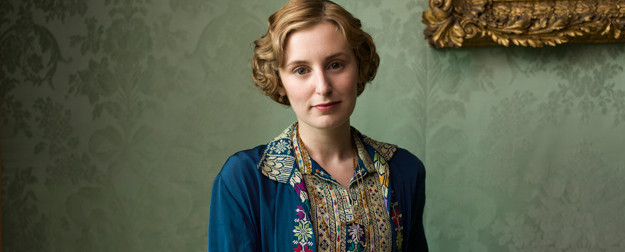 The Fact is, You're a Lady Edith