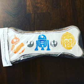 #nerdybaking #baking #decorateddogtreats