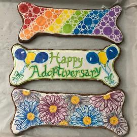#decoratedcookies #dogtreats #decoratedd