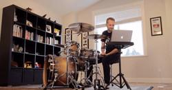 Live online Drum lesson